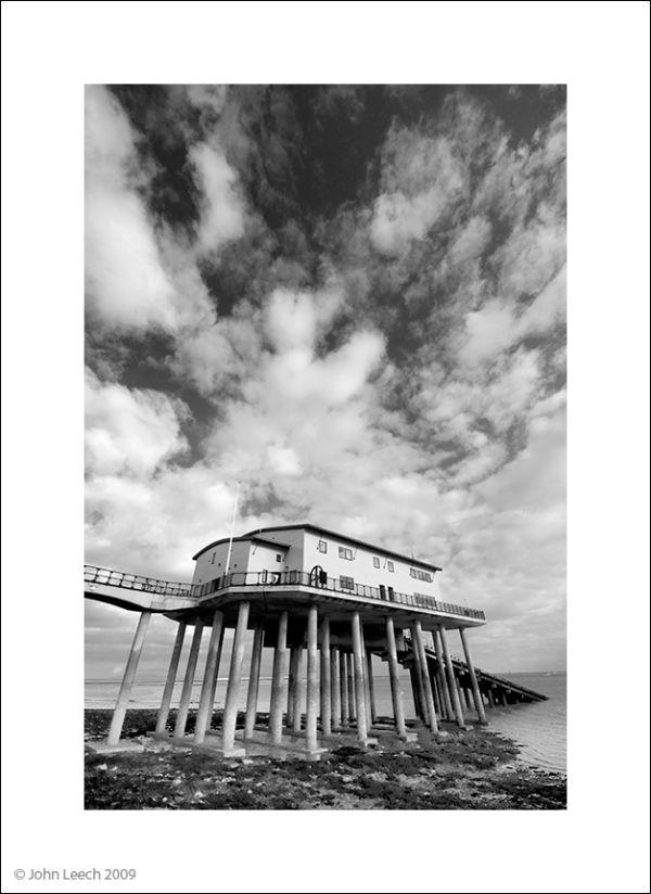 Barrow Lifeboat House at Roa