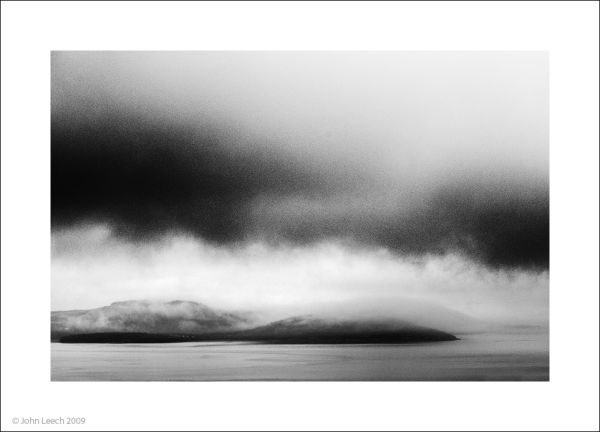 morecambe bay fog cloud grey 'john leech'