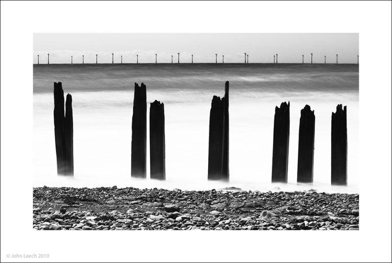 Sticks, Walney Island