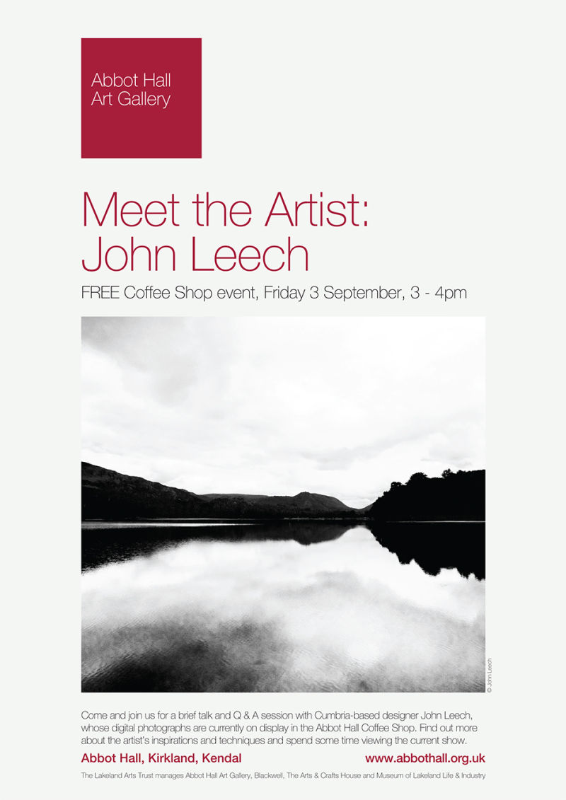 Exhibition, Abbot Hall Gallery, Sept+Oct