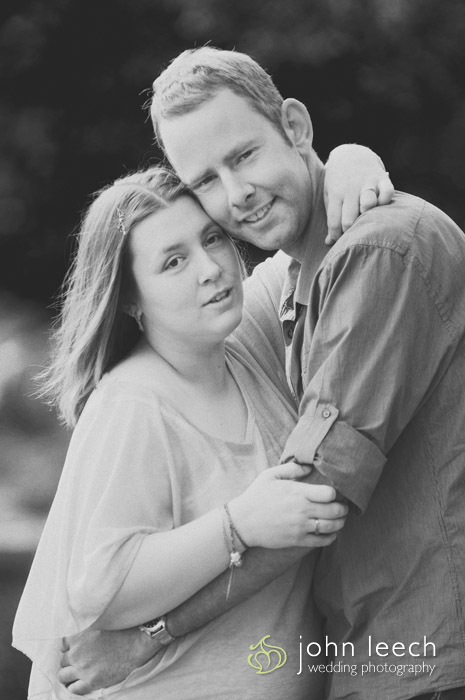 engagement shoot at Pooley Bridge, Cumbria