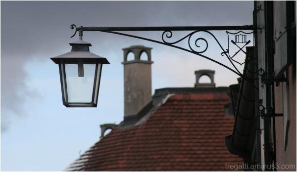 village lantern