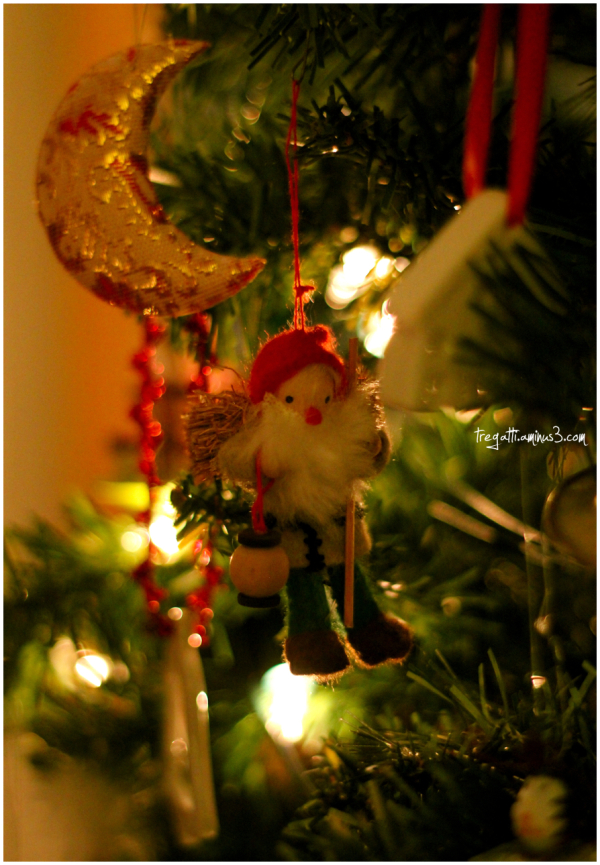 Christmas tree, decoration