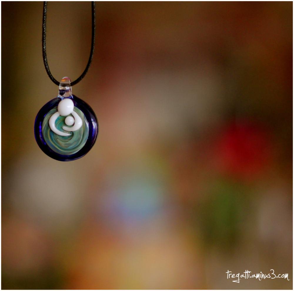 water birth, pendant