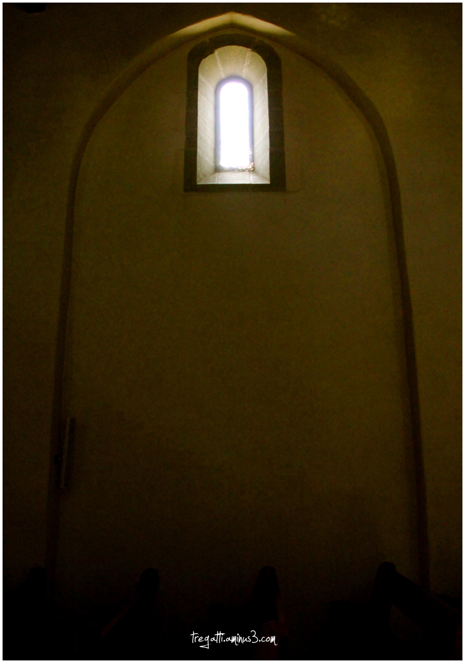 church, window