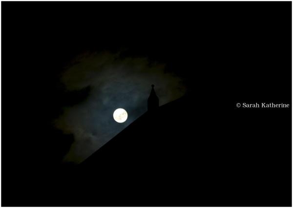 super moon full moon