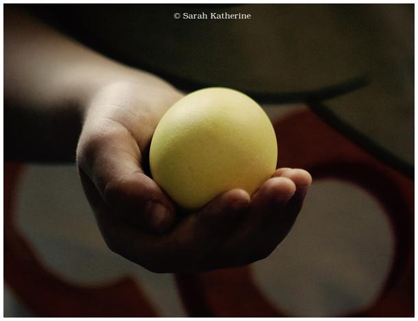 hand, egg, Easter