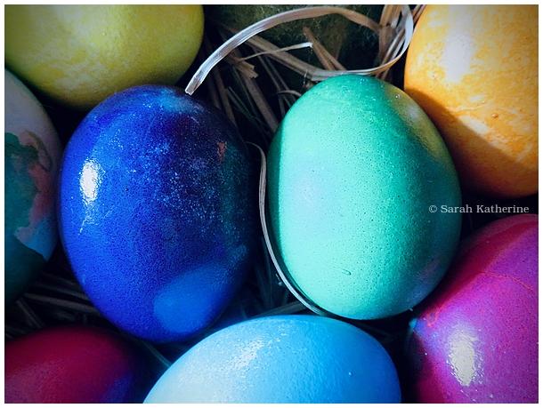 eggs, easter