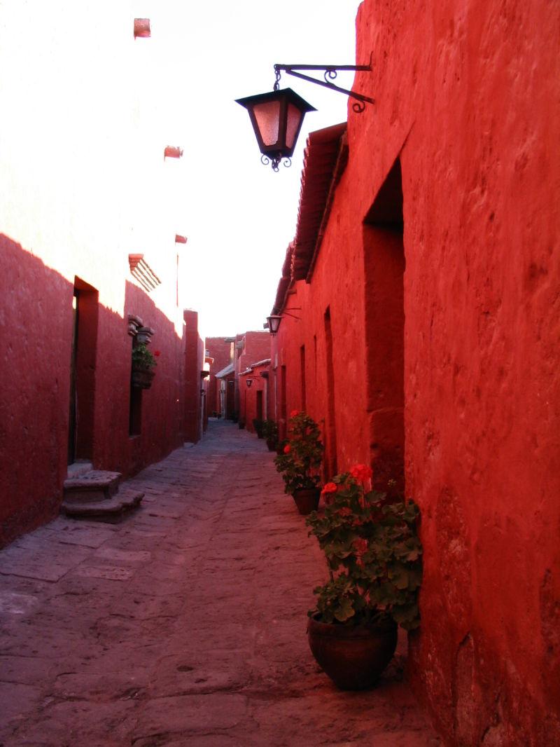Santa Catalina (red)