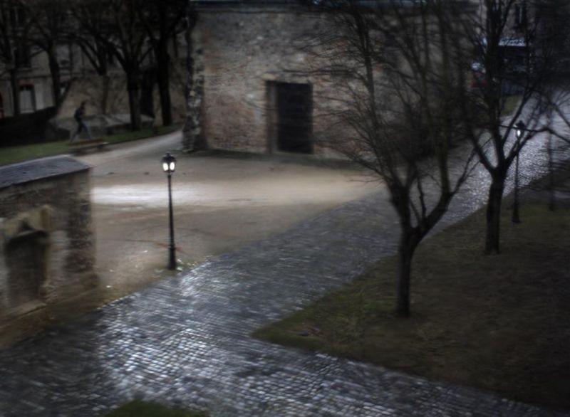 pluie à Reims