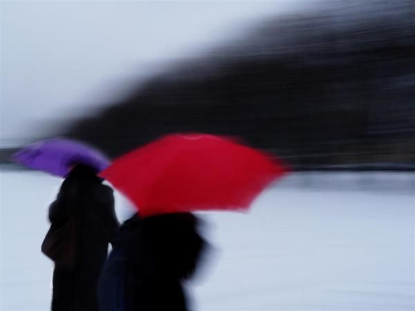 parapluies, valérie simonnet