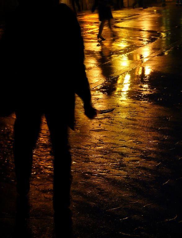 meurtre, polar, peur,nuit, pluie, valerie simonnet