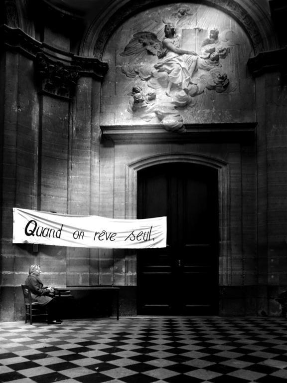 rêve, solitude