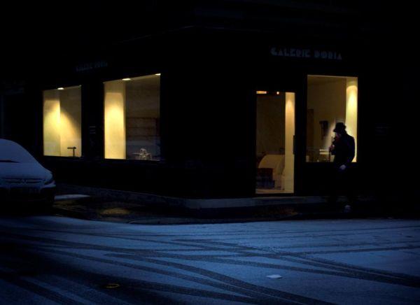 Hopper, neige, Paris