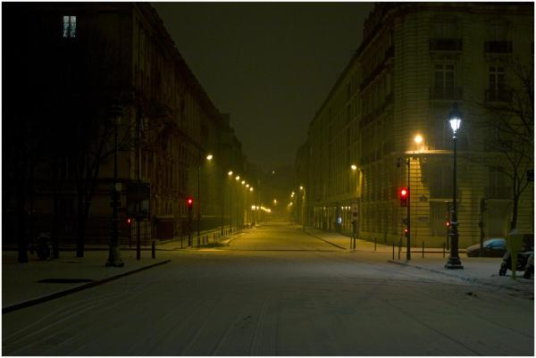 Rue de l'université
