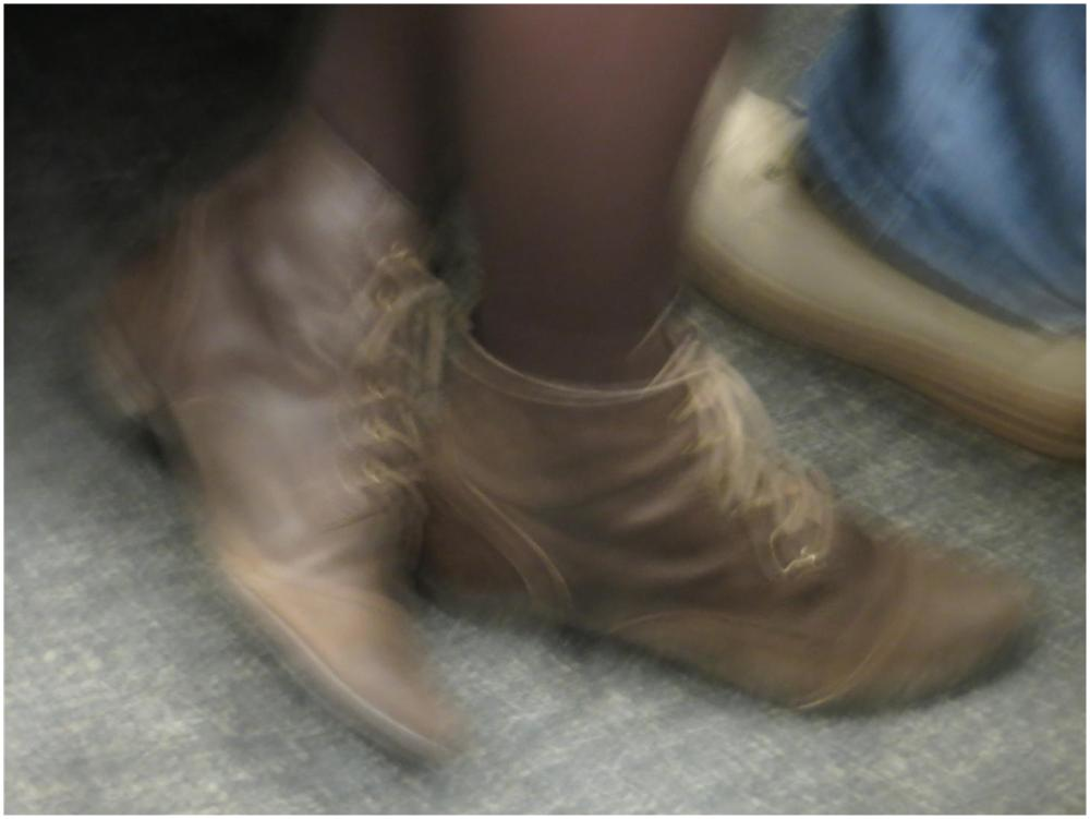 A tes pieds