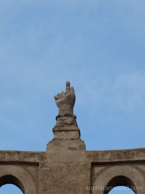 le doigt