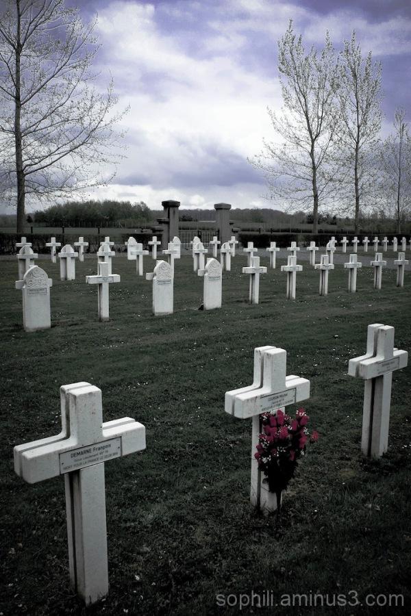 cimetière français souvenir première guerre