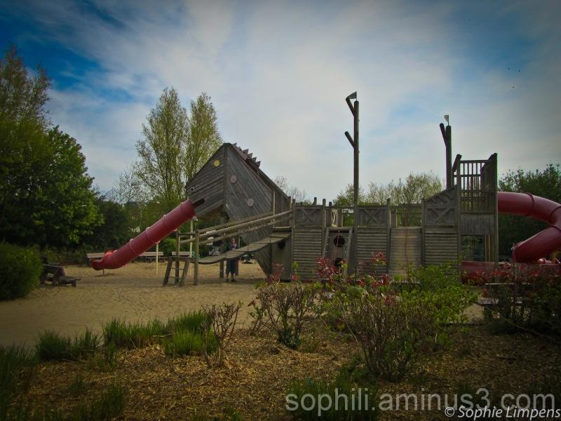parc sable dragon