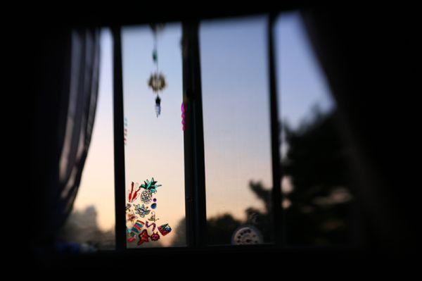 qinn photography sunset window