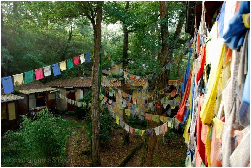 Retraite bouddhisme