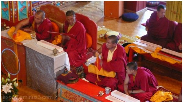 Bouddhisme Tibetain