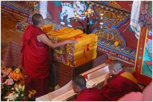 Bouddhisme Tbétain