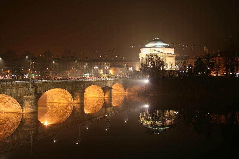 Ponte Vittorio Emanuele I, Torino