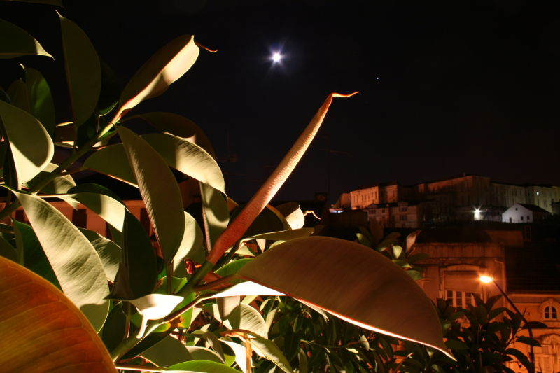 Night in Coimbra