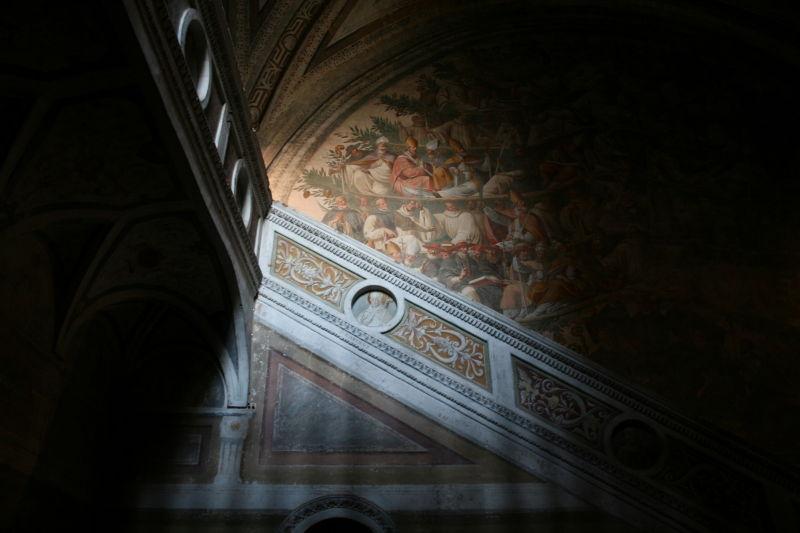 Chiaroscuro in Chiaravalle