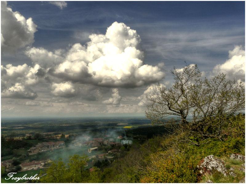 Cloudy Skies (2/3)
