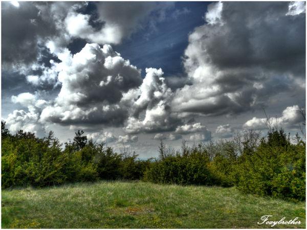 Cloudy Skies (3/3)