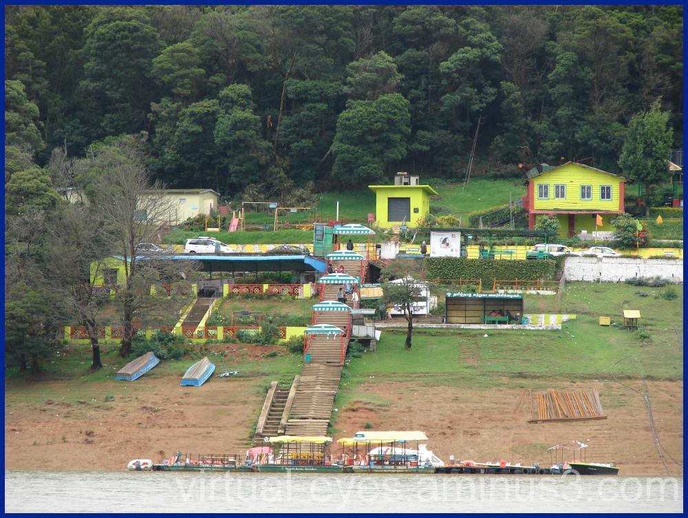 Boat House at Pykara