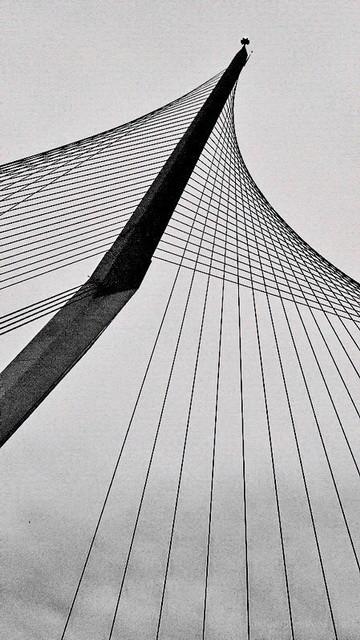 Bridge of Strings in Jerusalem