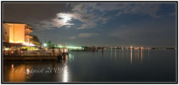 Lake Garda by Night