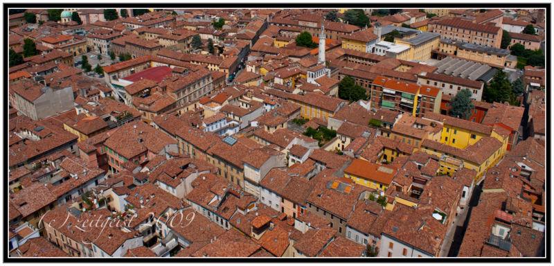 Cremona Rooftops