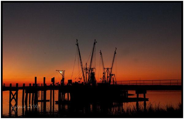 Port Royal Shrimp Boat