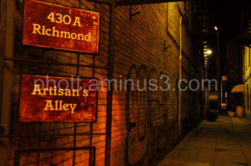 Artisan's Alley