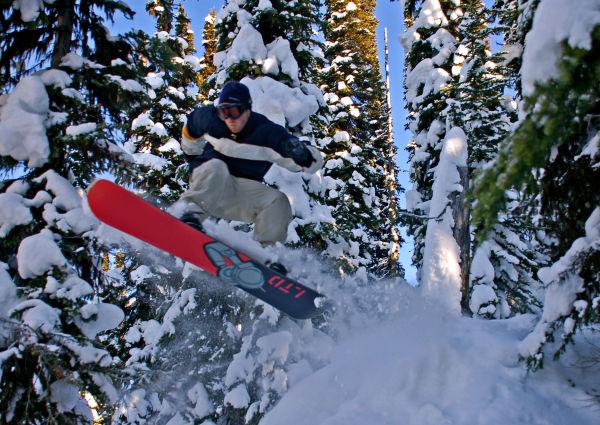 Snowboard Madness 2