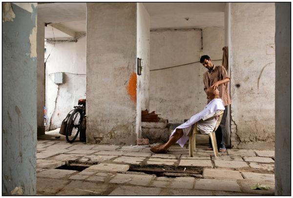 Barber delhi