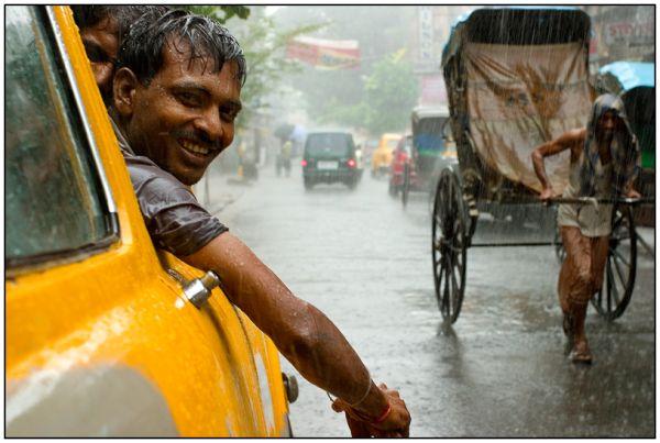 Monsoon Calcutta