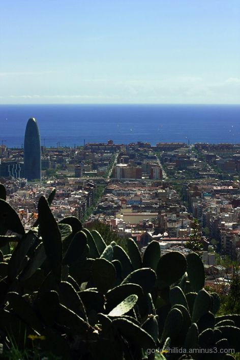 Park Carmel Barcelona Agbar