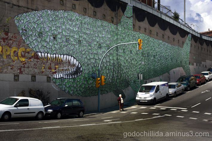 Carmel Barcelona Urban Art
