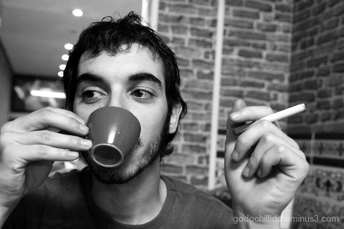 Coffee Cigarette
