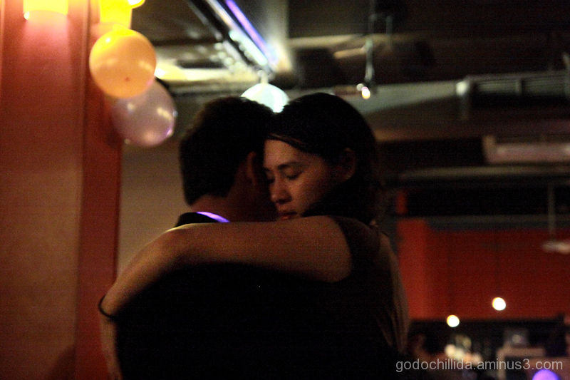 Milonga BuenosAires Tango Embrance