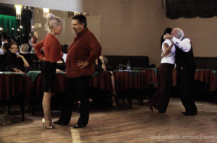 Milonga Argentina BuenosAires Tango
