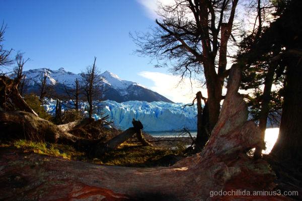 PeritoMoreno Glacier