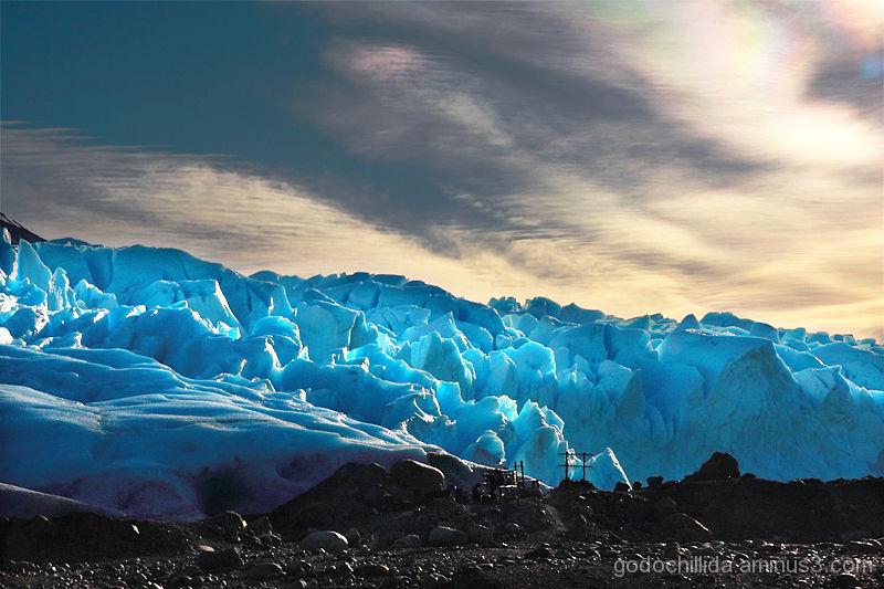 Glacier PeritoMoreno