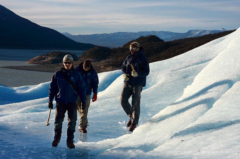 Patagonia Glacier PeritoMoreno Guides