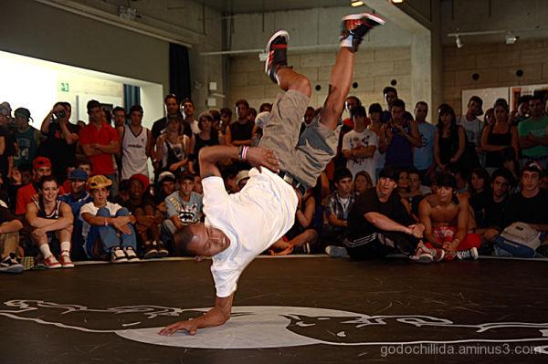 Break Dance Hipnotik Barcelona 2009